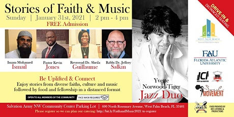 2021 Stories of Faith and Music tickets