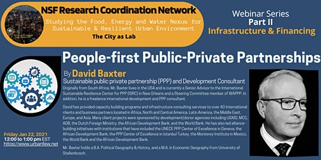 People-first Public-Private Partnerships tickets