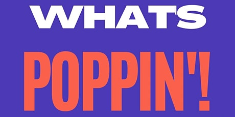 What's Poppin?!  Fun Theatre/Game Workshops tickets
