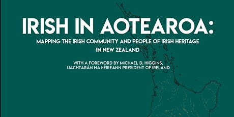 Irish In Aotearoa NZ Report Launch tickets