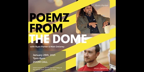POEMZ from the DOME tickets