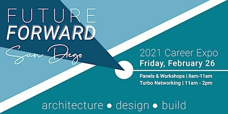 2021 Architecture, Design & Build Career Fair || Employer tickets