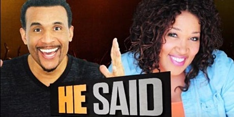 HE SAID, SHE SAID KYM WHITLEY & DAVID ARNOLD tickets