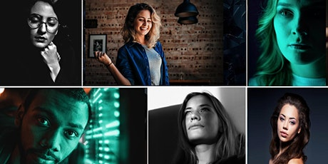 Portraiture Lighting Photography Course ( 30% Off) tickets