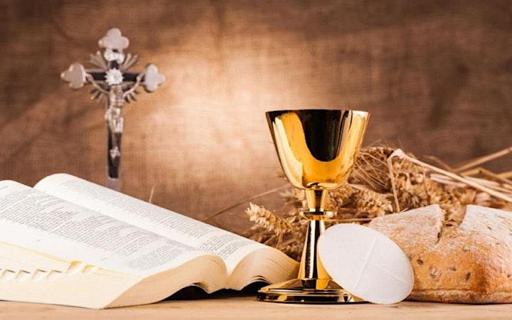 Rước Mình Thánh Chúa image