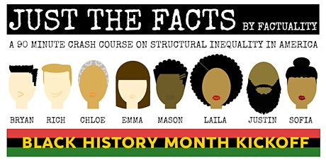 FACTUALITY | Black History Month Kickoff tickets