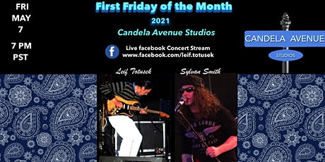 """1st FRI of the Month ~ Leif Totusek & guests """"Live facebook Stream"""" tickets"""