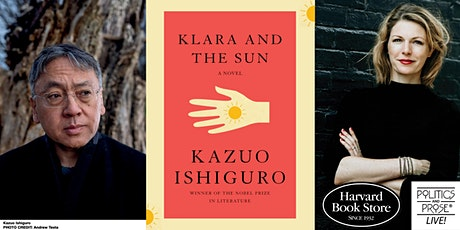 Kazuo Ishiguro | KLARA AND THE SUN with Dr. Kate Darling tickets