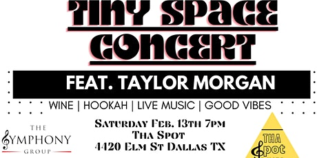 Tiny Space Concert tickets