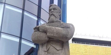 "Marx & Engels in Manchester, London, Europe on ZOOM (with ""Red"" Ed Glinert) tickets"