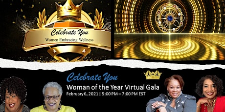 Celebrate You Woman of the Year Virtual Gala tickets