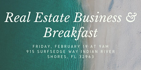 February  Business and Breakfast Event tickets