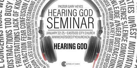 Hearing God Prophetic Gathering tickets