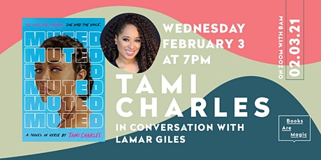Virtual YA Battle: Tami Charles vs. Lamar Giles tickets