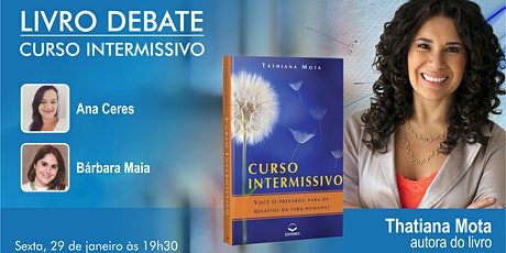 Live - Livro Debate: Curso Intermissivo tickets