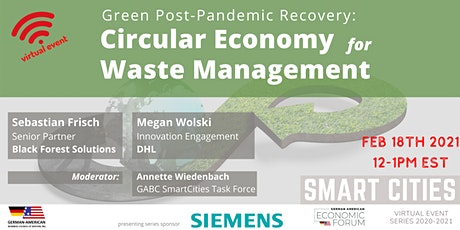 Circular Economy for Waste Management tickets