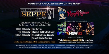 The 2021 Seppe Awards! tickets