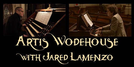 Sounds Historic and Modern: Harmonium and Pipe Organ! tickets