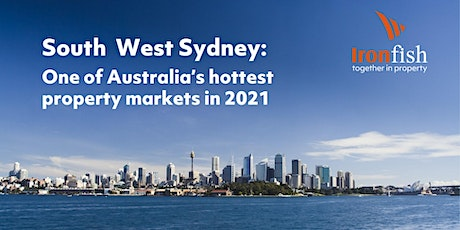 South West Sydney: One of Australia's hottest property markets in 2021 tickets