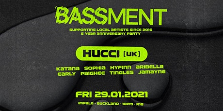 BASSMENT | 5th Birthday | ft. HUCCI (UK) tickets