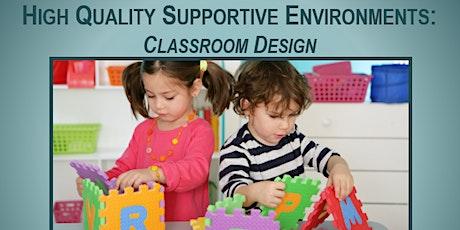 NV TACSEI: Session 3 Classroom Design tickets