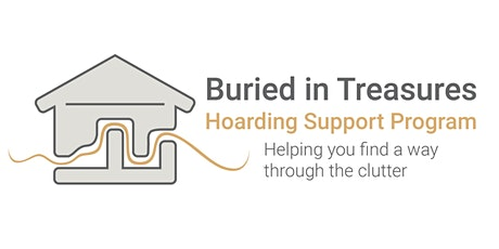 Buried in Treasures Hoarding Support Program - Wednesdays tickets