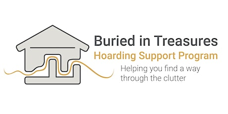 Buried in Treasures Hoarding Support Program - Thursday tickets