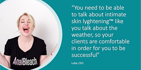 Learn How to Do Professional Intimate Skin Brightening tickets