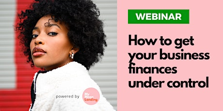 Money Moves 101: Understanding Business Finance and Accounting tickets