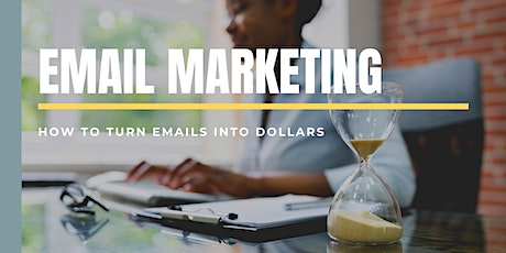 Email Marketing For New Business Owners tickets