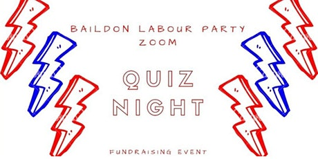 Baildon Quiz Night tickets