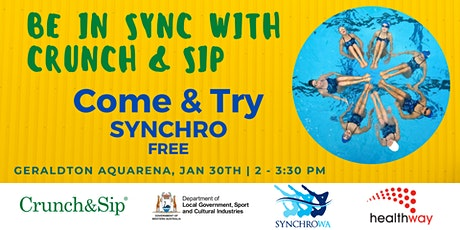 Be In Sync Geraldton tickets
