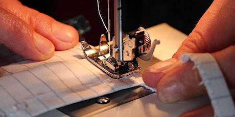 Sewing Machine Safety tickets