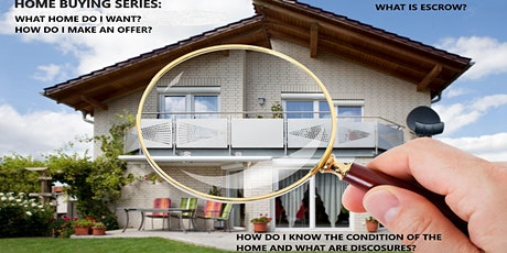 Copy of Home Buyer Series - Part 2: Home Buying Process tickets