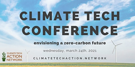 Climate Tech Virtual Conference tickets