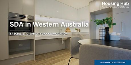 Free Online Information Session - Disability Housing in WA tickets