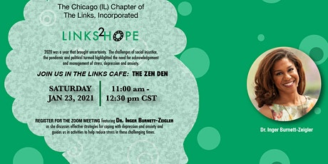 The Links Cafe: The Zen Den tickets