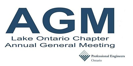 2021 PEO Lake Ontario Chapter Annual General Meeting tickets