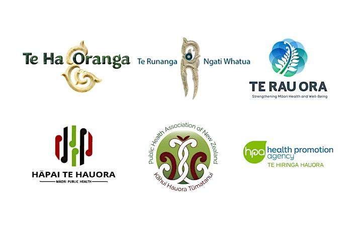 National Hauora Symposium - Online Forum image