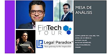 FinTech Tour | Mesa de Análisis boletos