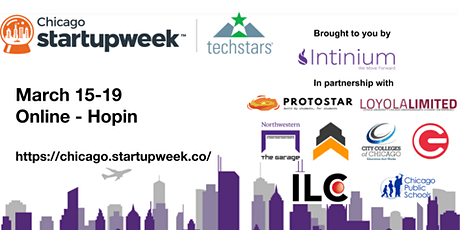 Chicago Startup Week tickets