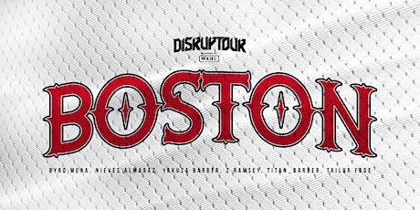 Disruptour |Trifecta | BOSTON tickets