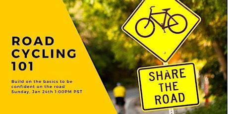 Road Biking 101 with Circa Cycling tickets