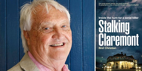 Talks@Willoughby online presents Bret Christian – Stalking Claremont tickets