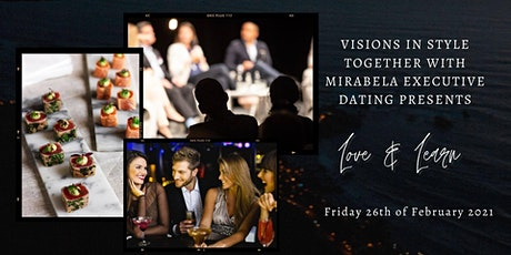 Mirabela Executive Dating Presents: Love & Learn tickets