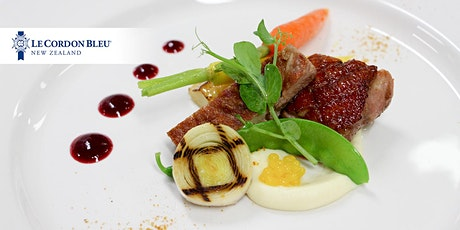 7 Course Dinner on Friday 5th March 2021 at Le Cordon Bleu tickets