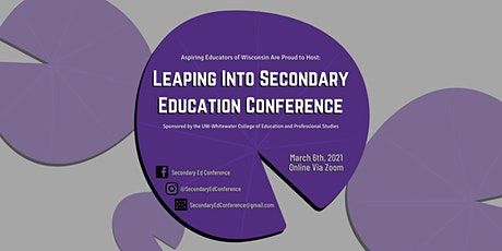 2nd Annual Leaping Into Secondary Education Conference tickets