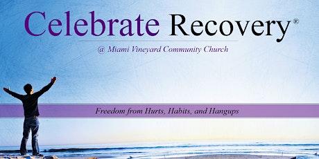 Celebrate Recovery Miami Vineyard Community Church tickets