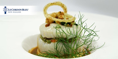 9 Course Degustation Dinner on Wednesday 10th March 2021 at Le Cordon Bleu tickets