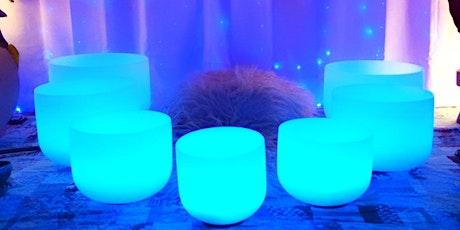 Virtual Leo Full Moon Ceremony & Soundbath tickets